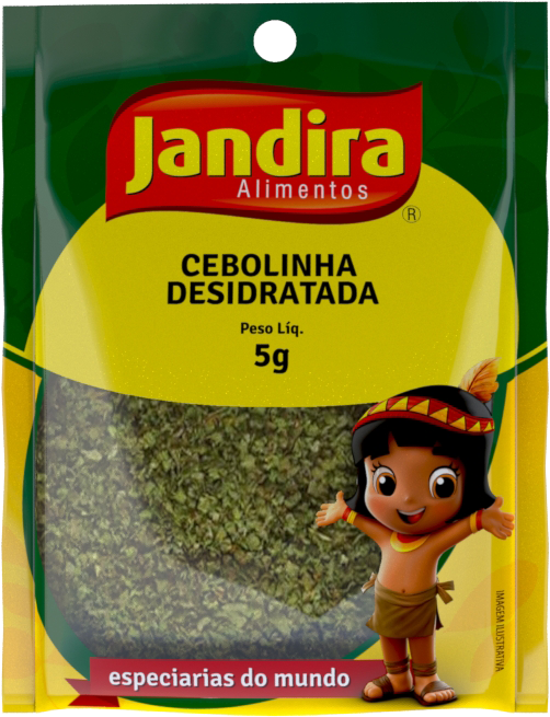 Cebolinha Desidratada
