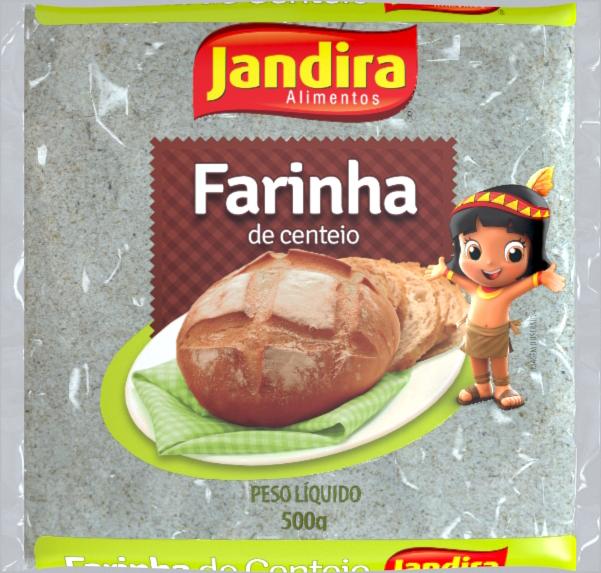 Farinha De Centeio